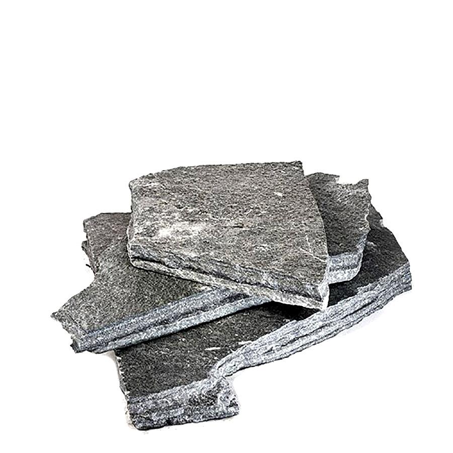 Skiffer grå oregelbunden Offerdal
