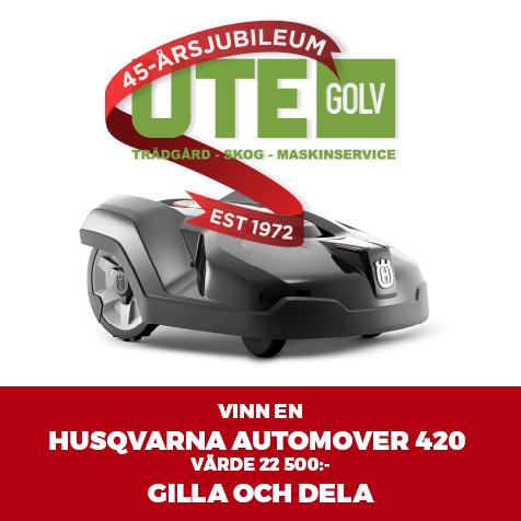 UTEGOLV Tävling